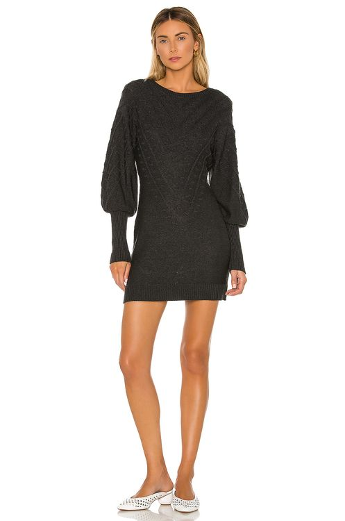 The Jetset Diaries Little Of Your Love Sweater Dress