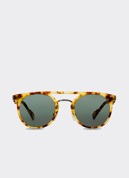 Bridges Eyewear Bridges Eyewear Petof Glasses Leopard Tortoise - F BI GZ V PTF414 253
