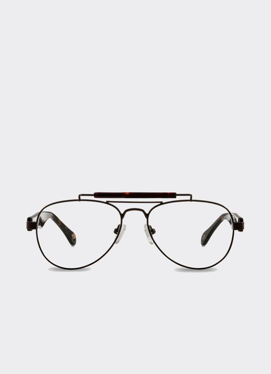 Bridges Eyewear Bridges Eyewear Potash Glasses Tortoise & Brown Copper - F BI BV V POTASH 03