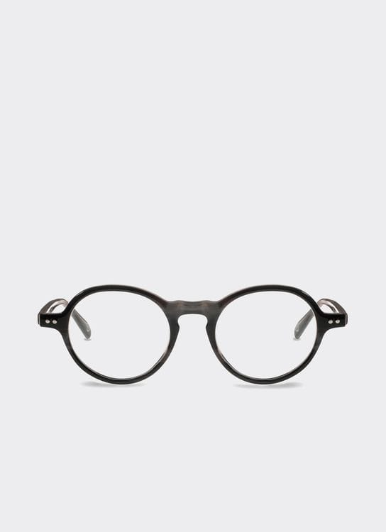 Bridges Eyewear Bridges Eyewear Quebec Glasses  Shadow Grey - F BI KH M QUEBEC C1