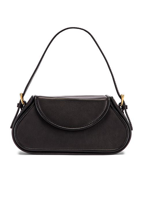 By Far Uma Mini Leather Bag