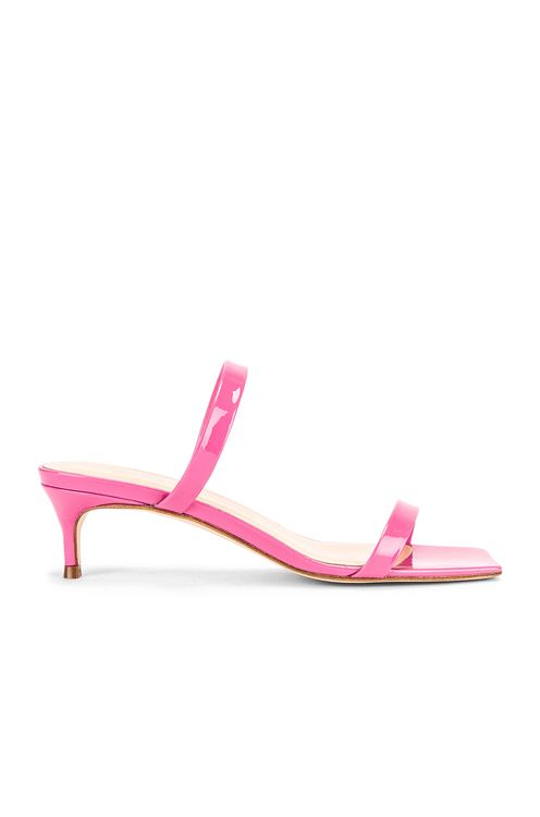 By Far Thalia Patent Sandal