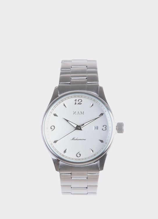 NAM Watch Mahameru Quartz Mh-710 - White
