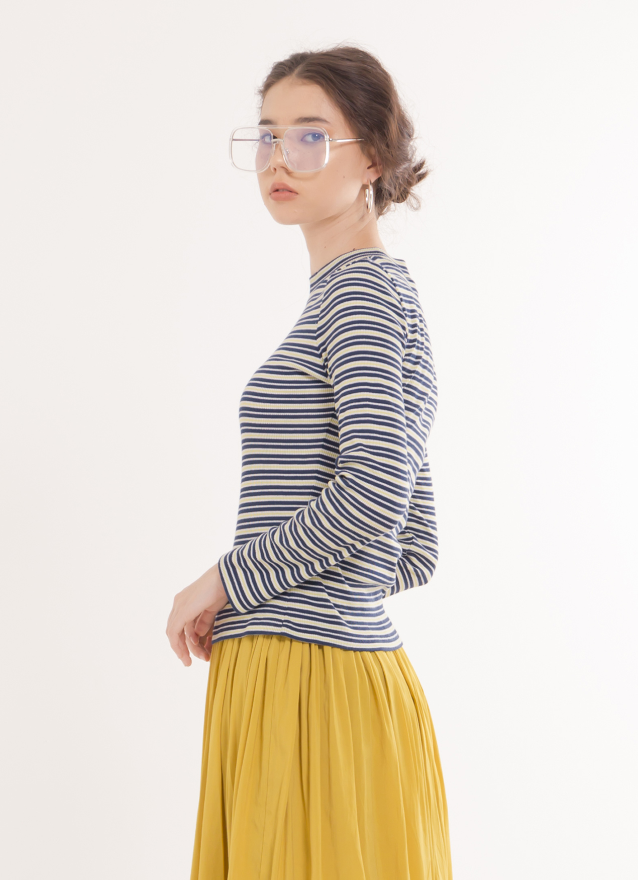 Earth, Music & Ecology Marie Top - Stripe