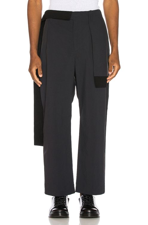 Craig Green Nylon Rib Trouser