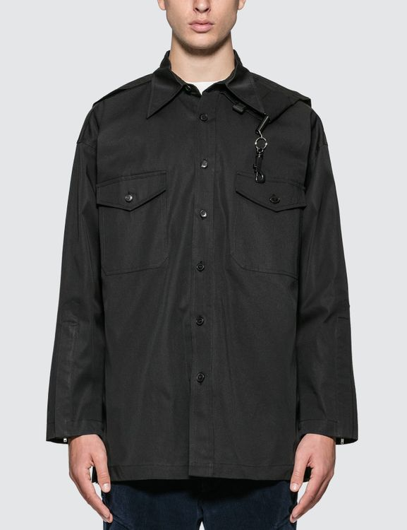 SANKUANZ Chest Pocket Shirt