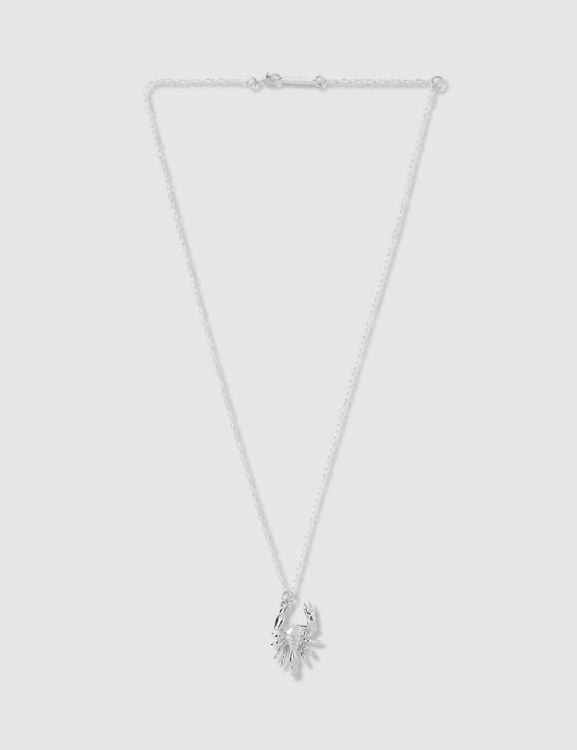 AMBUSH Scorpion Charm Necklace