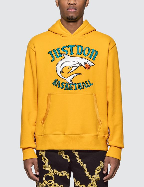 Just Don Basketball Hoodie