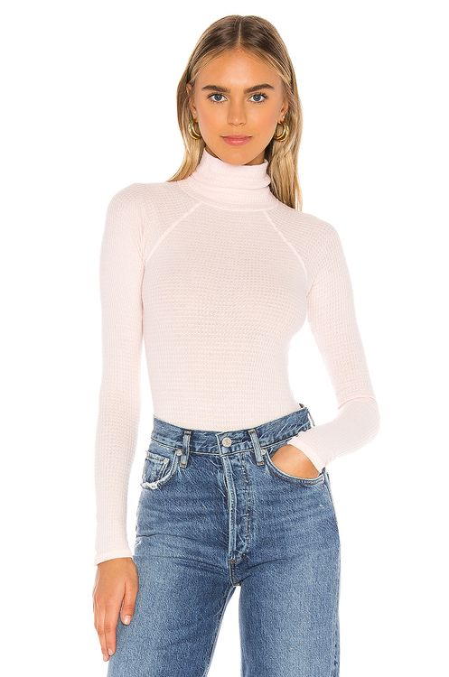 Free People All You Want Bodysuit