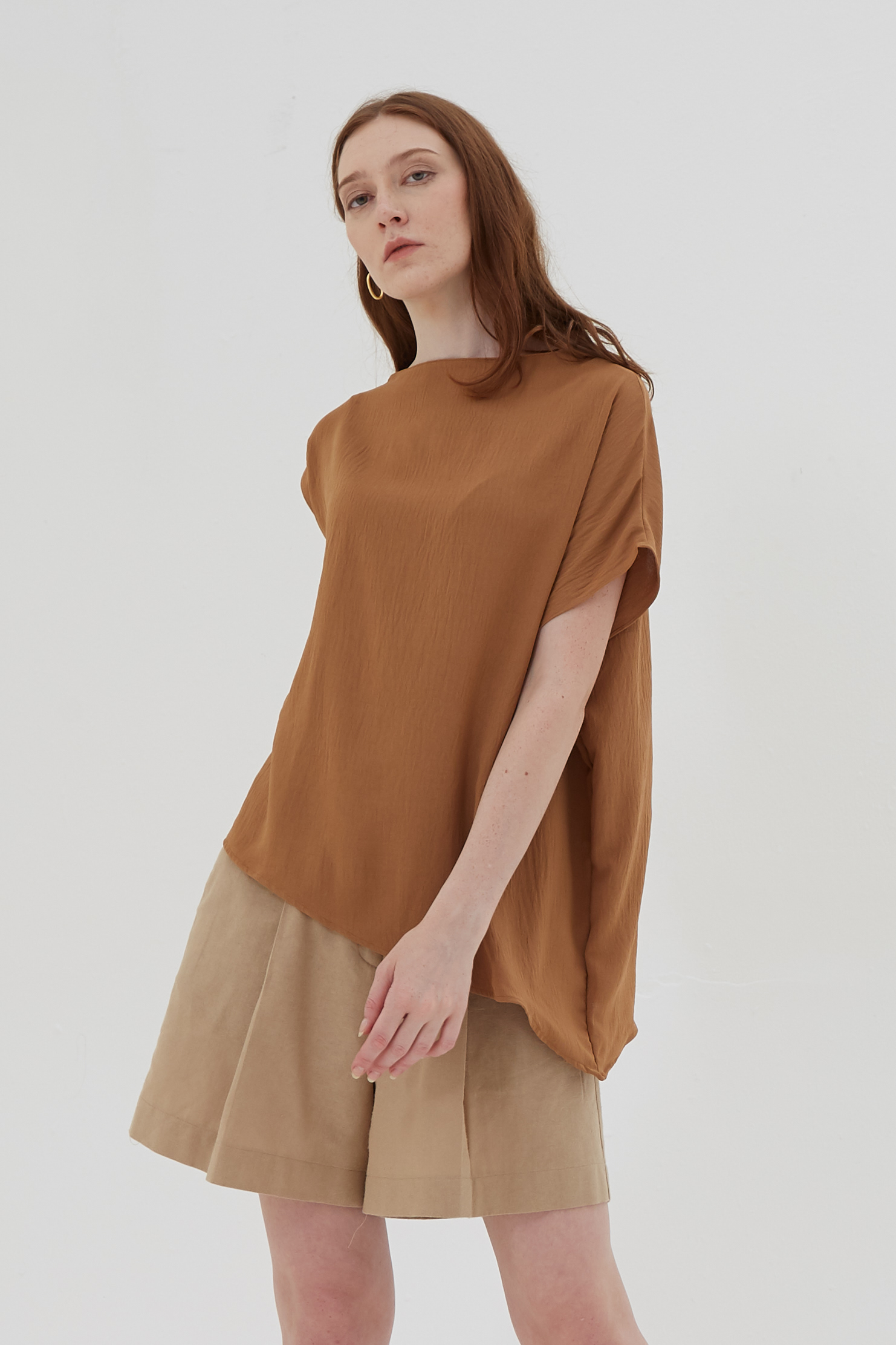 Shopatvelvet Corso Top Brown
