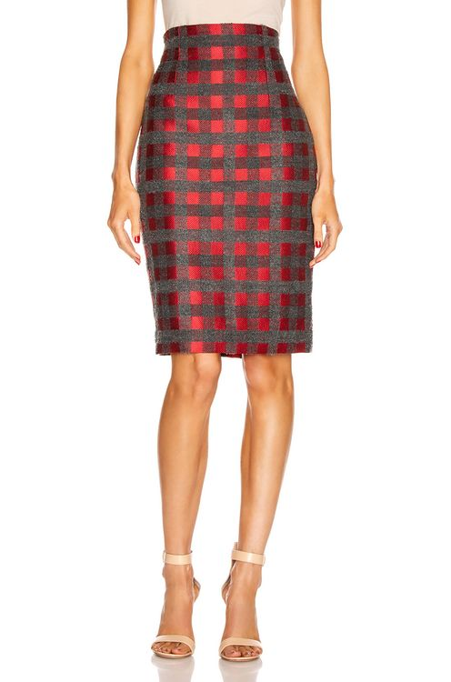 SILVIA TCHERASSI Delaney Skirt
