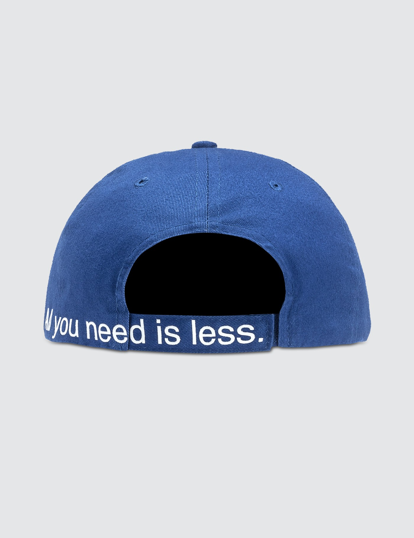 "F.A.M.T. ""All You Need Is Less"" Cap"