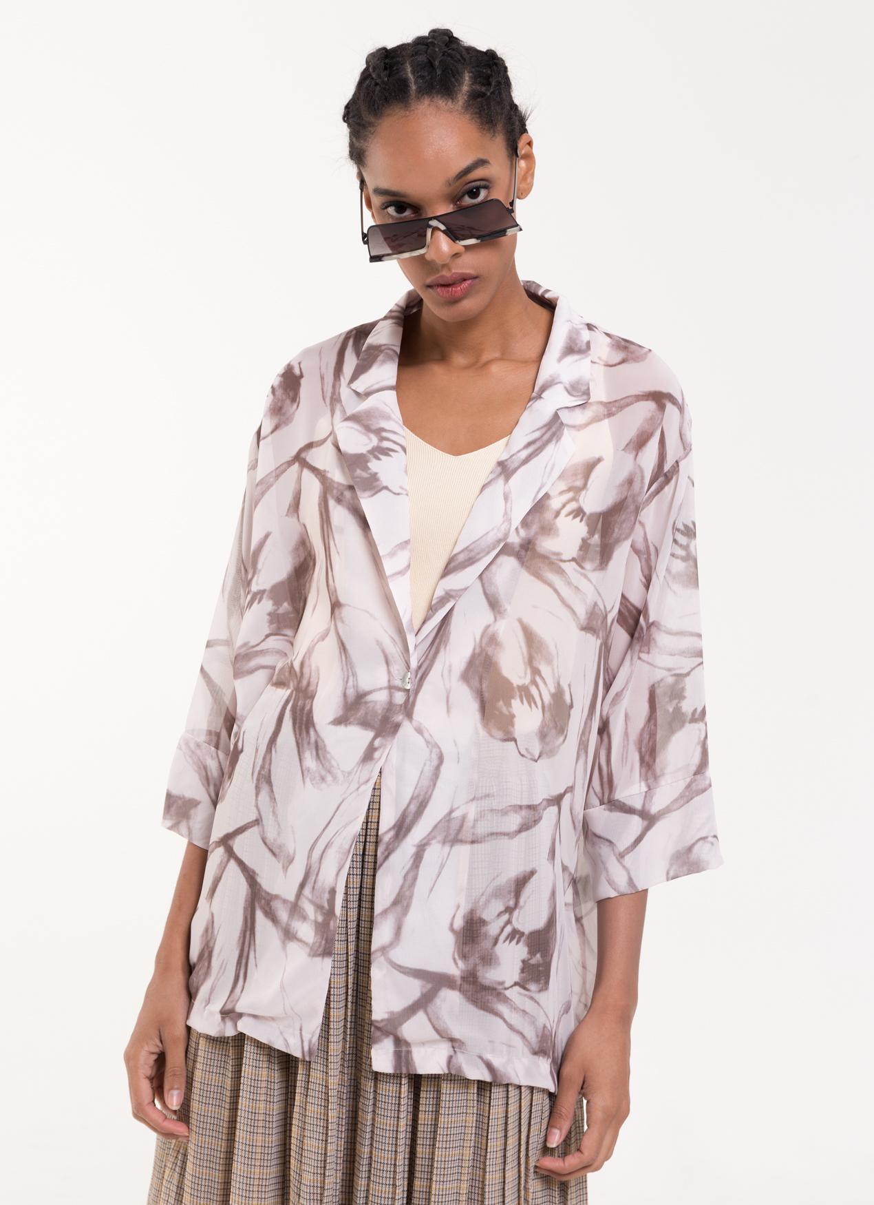 BOWN Sloane Outer - Brown