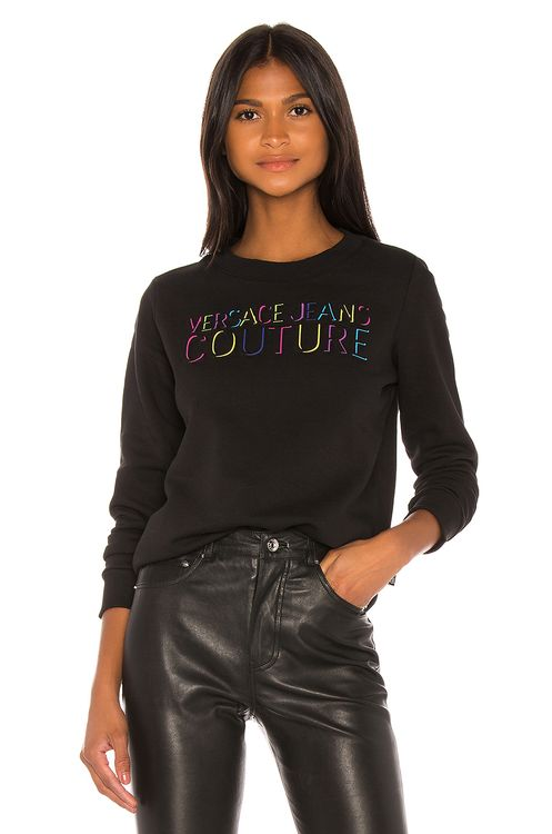 VERSACE JEANS COUTURE Logo Sweater