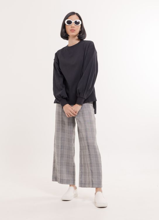 Earth, Music & Ecology Nancy Top - Black