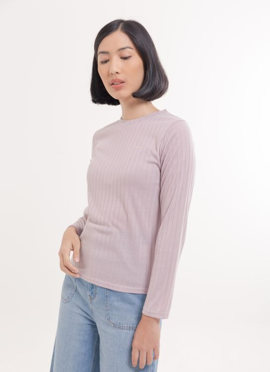 E-hyphen World Gallery Jackie Top - Pink