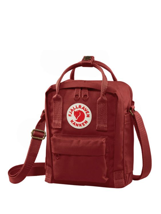 FJALLRAVEN Fjallraven Kanken Sling Bag Ox Red
