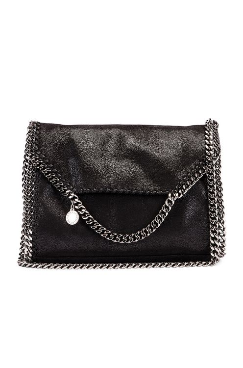Stella McCartney Shaggy Deer Falabella Big Shoulder Bag