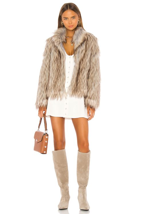 Unreal Fur Fur Delish Jacket