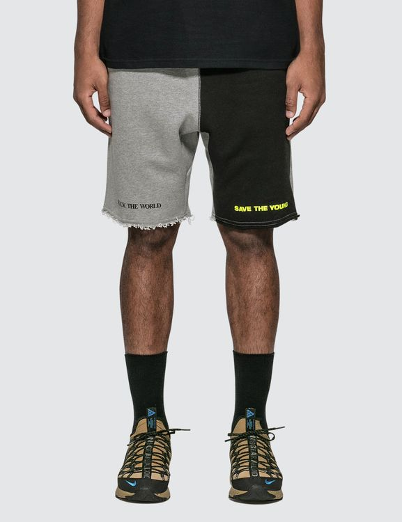 Rokit Split Shorts
