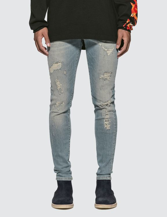 REPRESENT Clothing Repairer Denim Jeans
