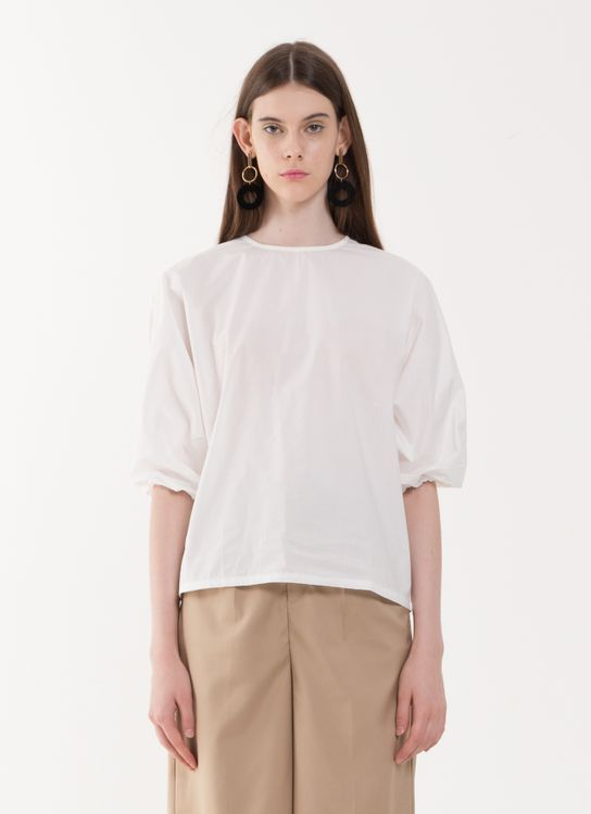 BOWN Elphis Top - White