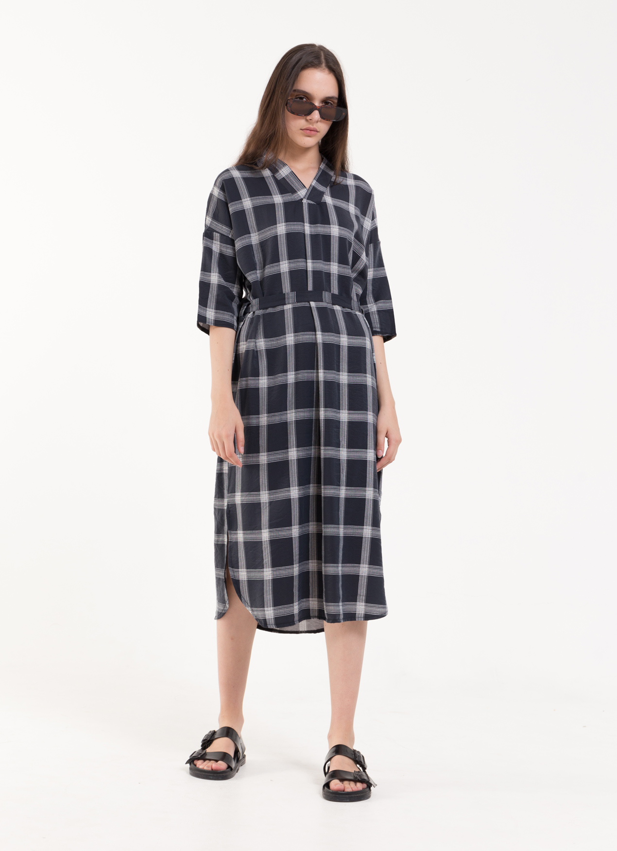BOWN Lenna Dress - Black