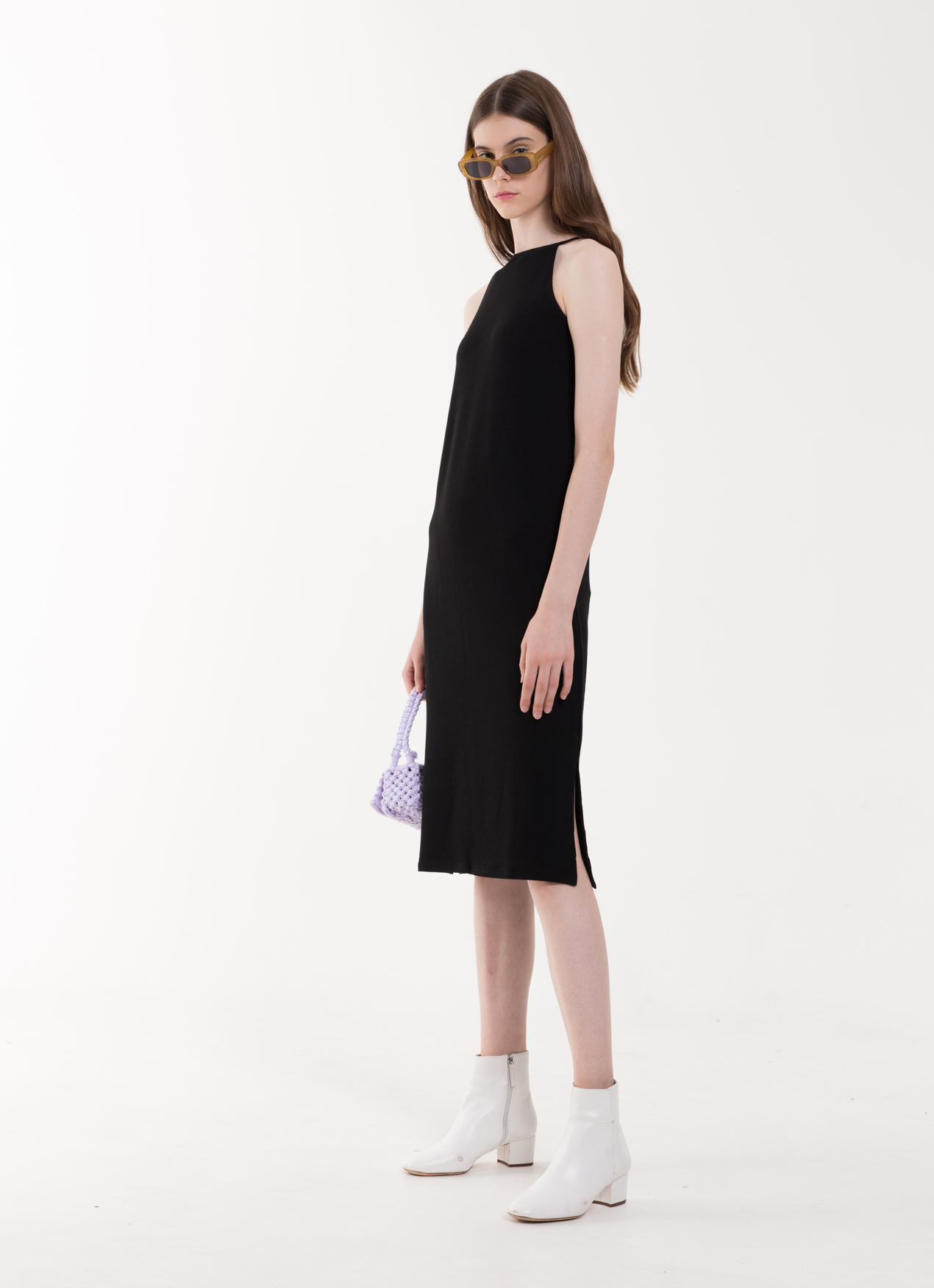 BOWN Teagan Dress - Black