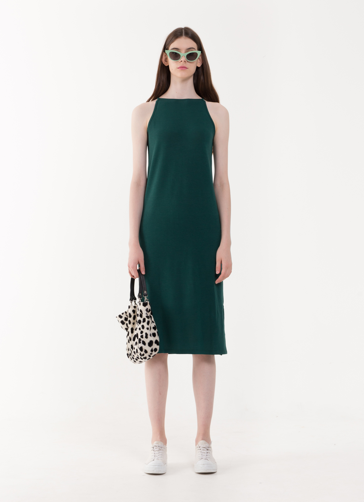 BOWN Teagan Dress - Green