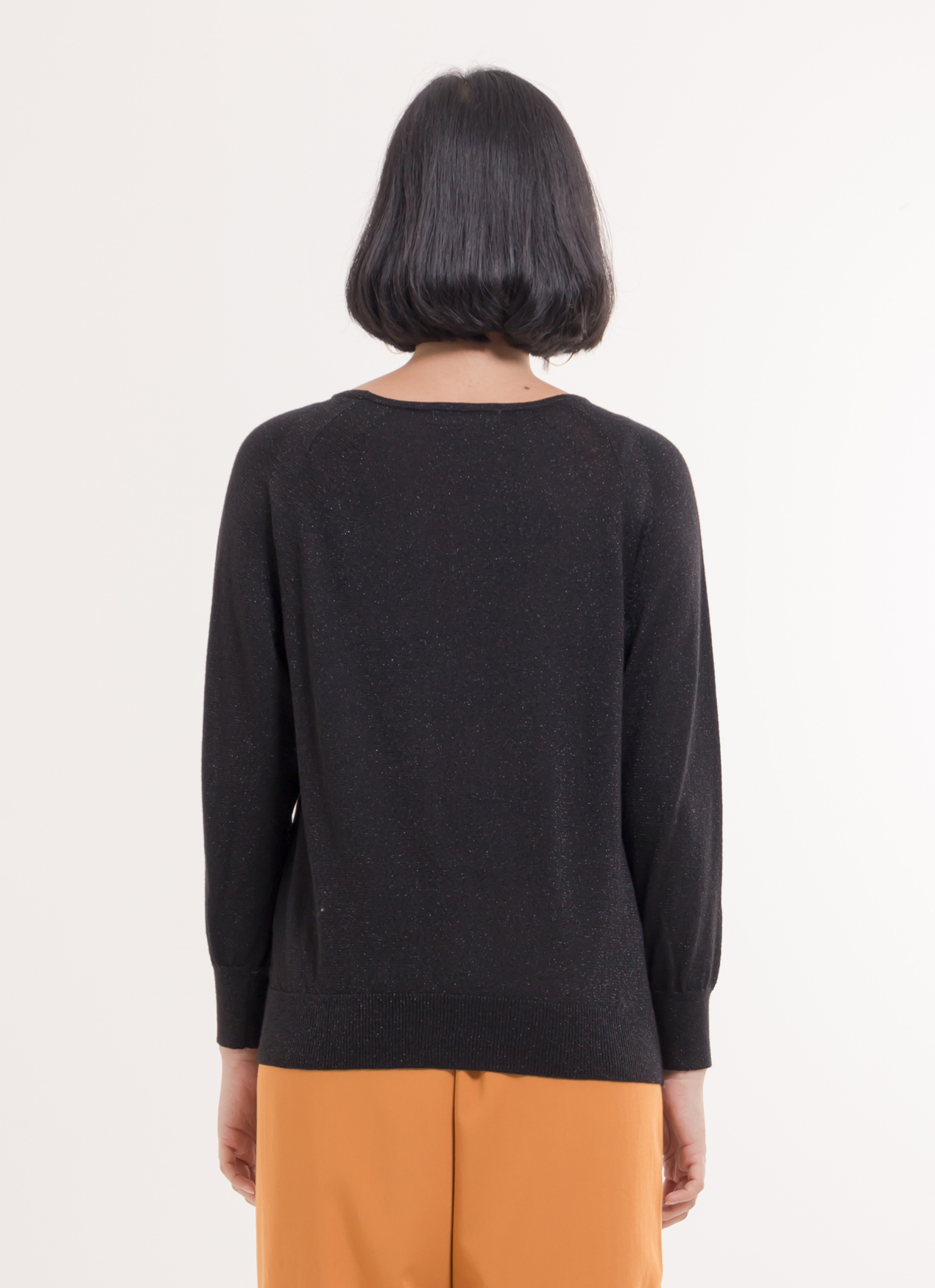 American Holic Karina Top - Black