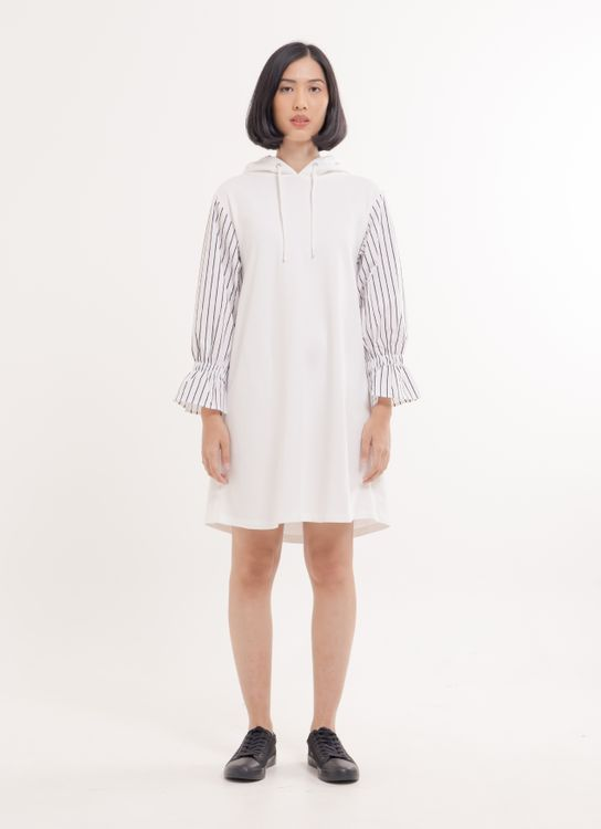 Nicoron Kent Dress - Off White
