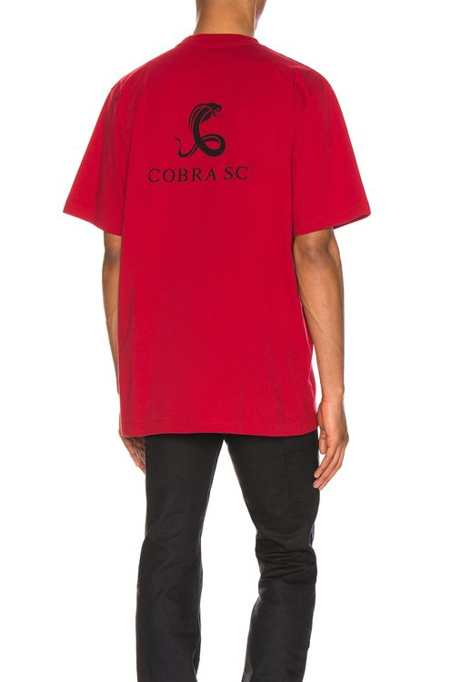 Cobra SC Short Sleeve Logo Tee