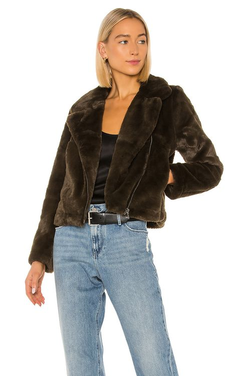 Apparis Tukio Faux Fur Jacket