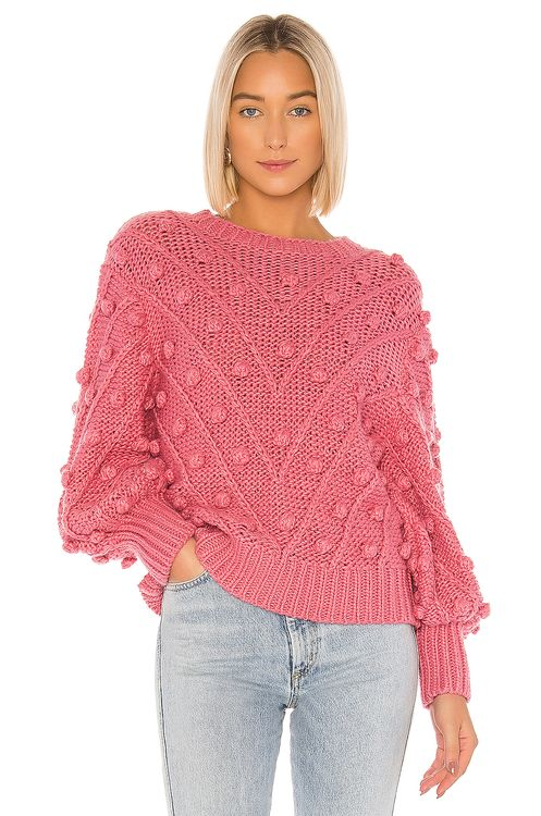 C/MEO Trade Places Knit Pullover