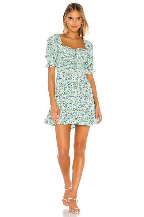 FAITHFULL THE BRAND Donna Mini Dress
