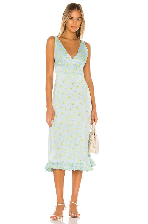 FAITHFULL THE BRAND Emili Sun Dress