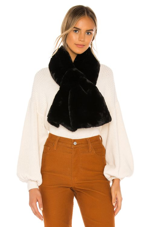 Apparis Luna Faux Fur Scarf