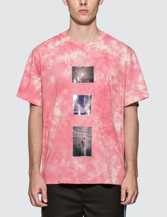 Lost Daze Triple Tie Dye T-Shirt