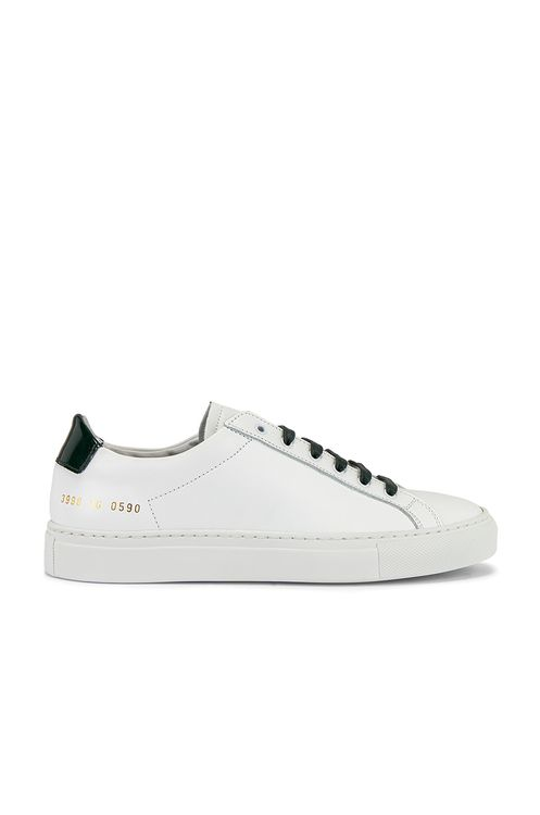 Common Projects Retro Low Glossy Sneaker