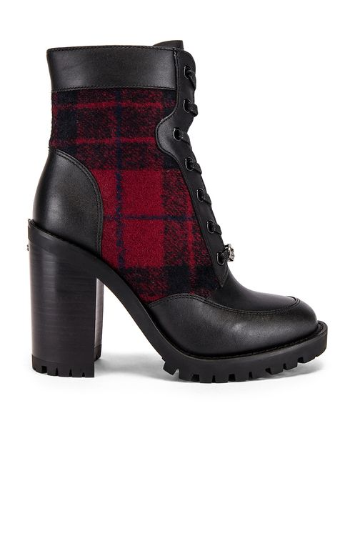 Coach 1941 Hedy Lace Up Bootie