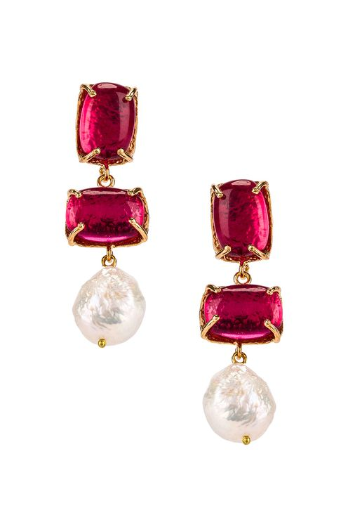 Christie Nicolaides Loren Earrings