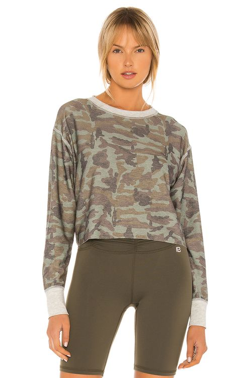 Body Language Rori Reversible Pullover