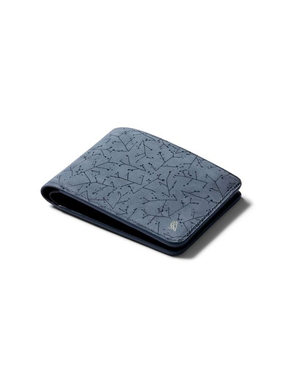 Bellroy Bellroy Designers Edition Hide and Seek Wallet Galaxy Grey