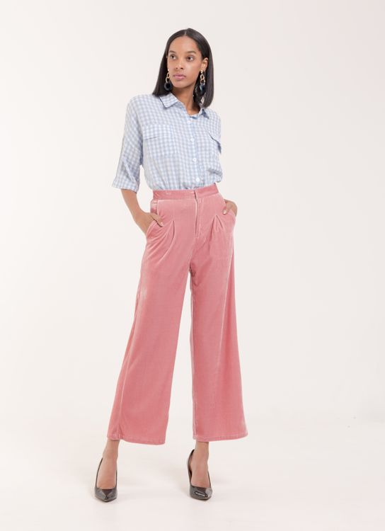 BOWN Lillian Pants - Pink