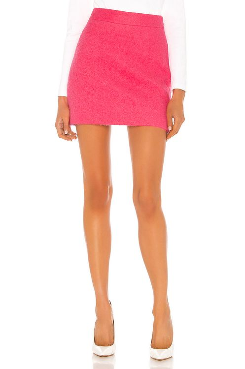 Milly Modern Mini Skirt