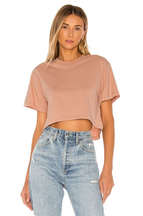 x karla The Crop Tee