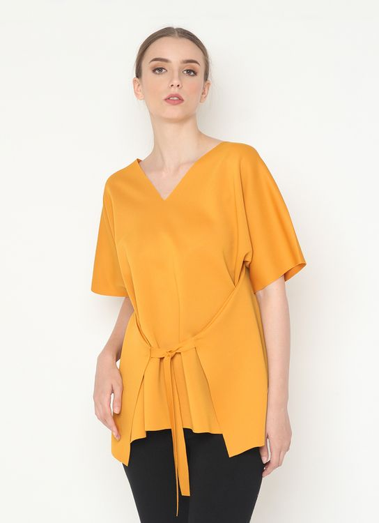 Basic by Komma 02.065 - Top - Yellow