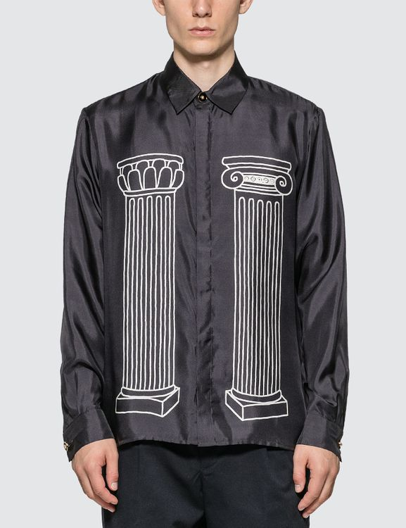 Casablanca Sid Silk Shirt