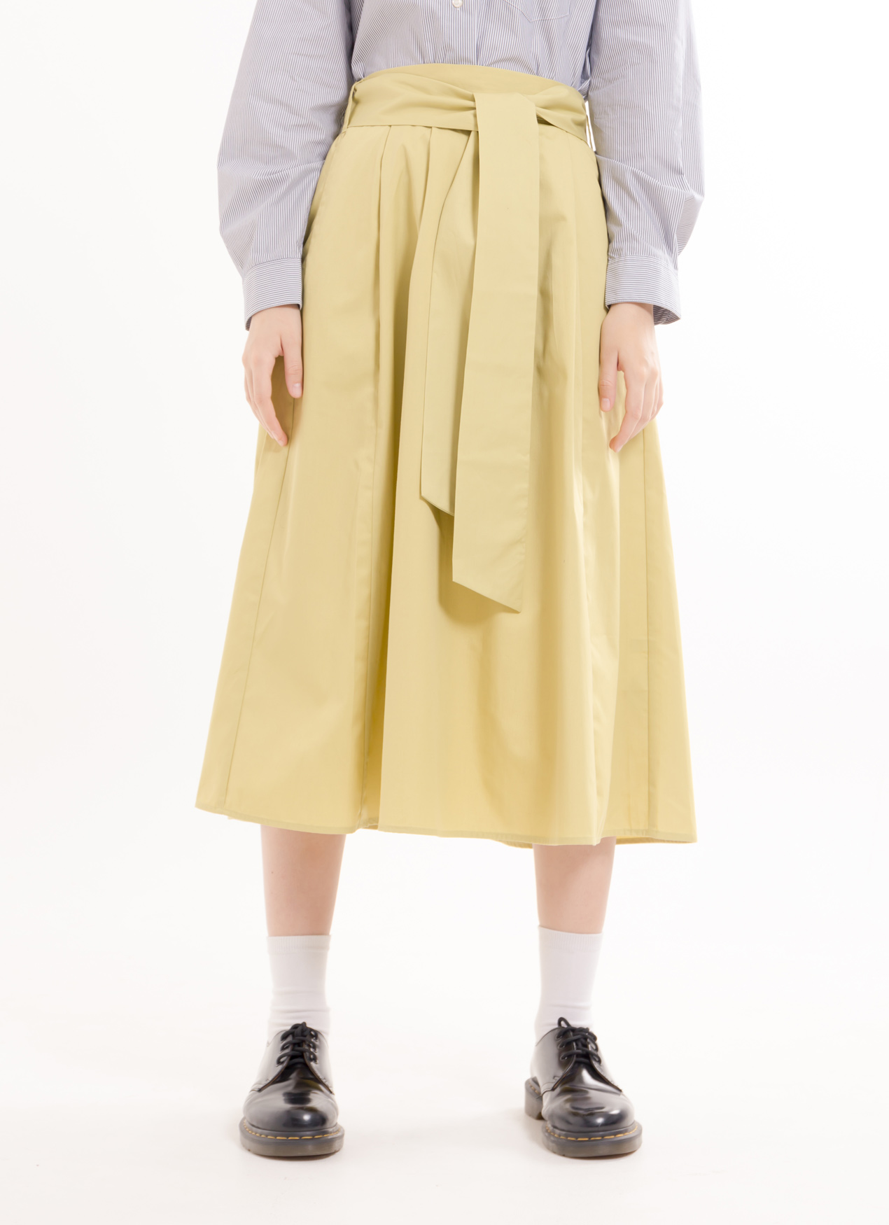 Earth, Music & Ecology Maya Skirt - Yellow
