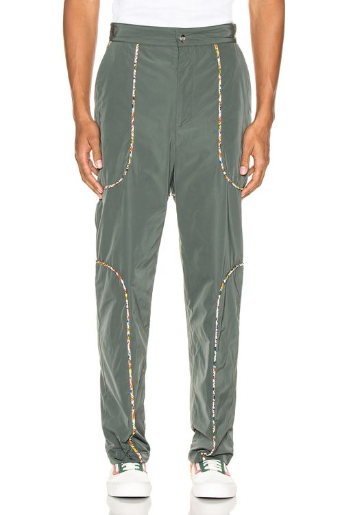 Paria Farzaneh Piping Suit Trousers